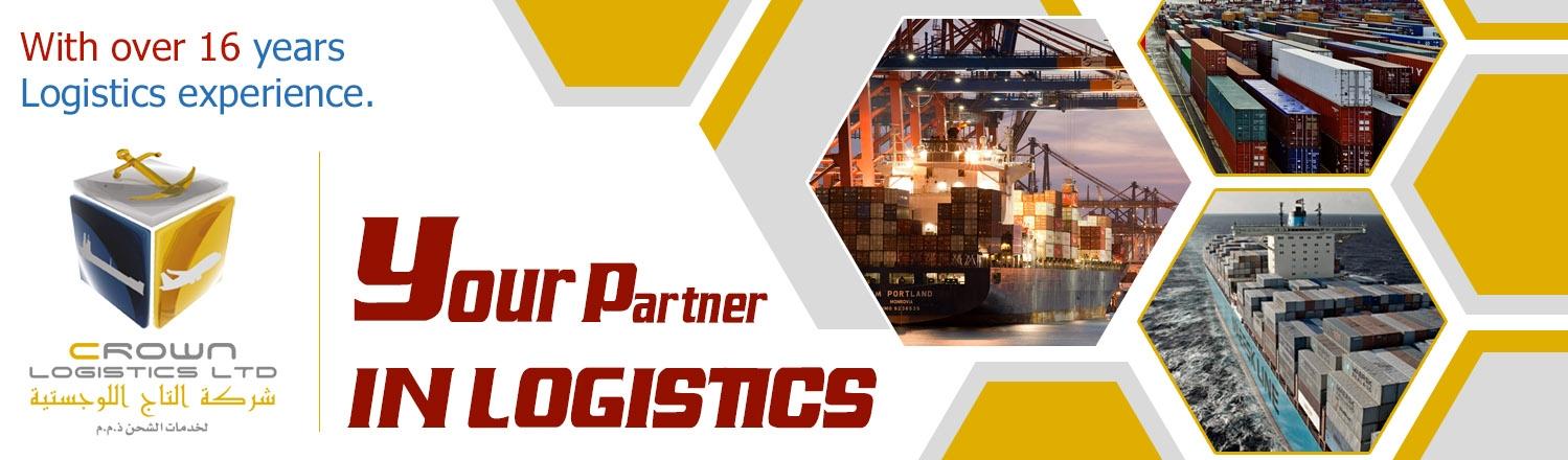 Crown Logistics Ltd  provides new service to Yemen - Africa