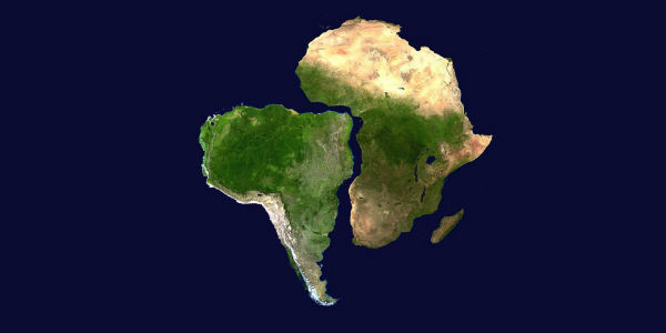The Africa-South America Bilateral Trade Potential (Dr. Cisse) - Africa  Logistics Network Africa Logistics Network